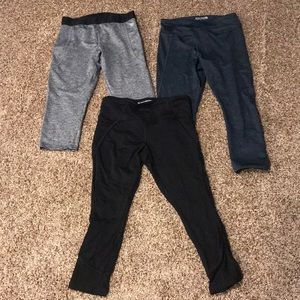 Forever 21 activewear leggings yoga pants bundle